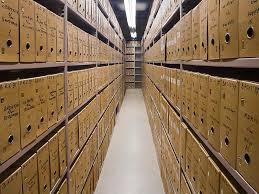 Jadis inventariseert 2,5 km archief